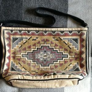 Elpaso Saddle Blanket Handbag/Tote